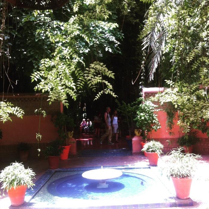 Un Dimanche, ou Plus, A Marrakech…