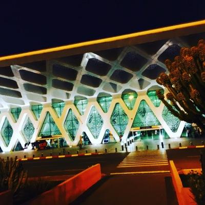 Aéroport Marrakech Menara