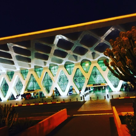 Aéroport Marrakech Menara