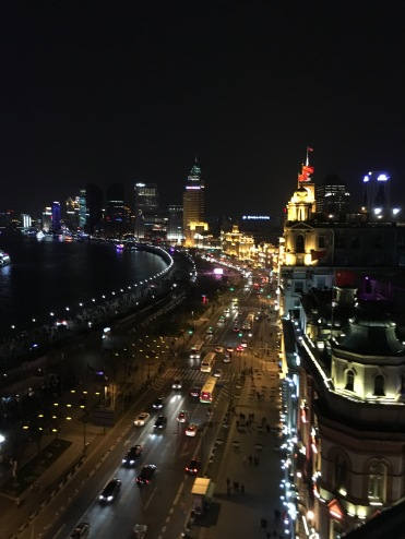 Shanghaï, Peace Hôtel By Night