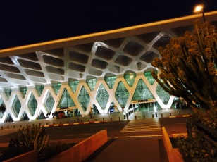 Aéroport Menara Marrakech