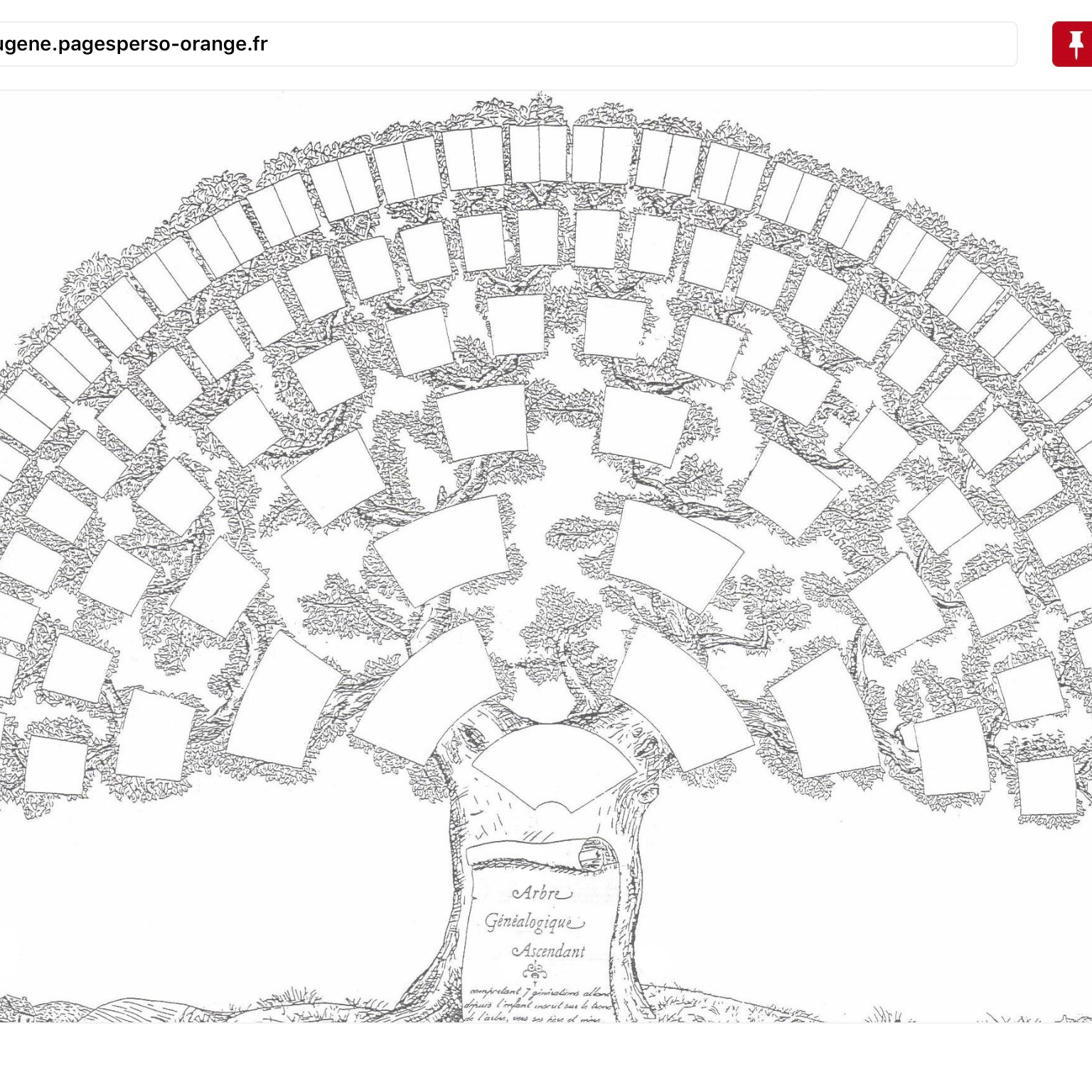 Faire son Arbre Genealogique